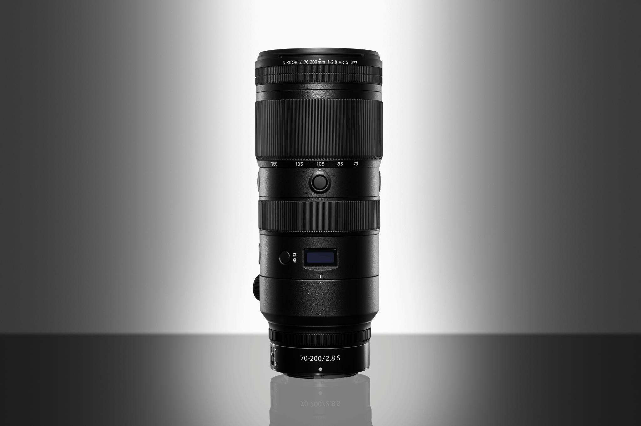 Nikkor Z70 - 200 / 2.8 S