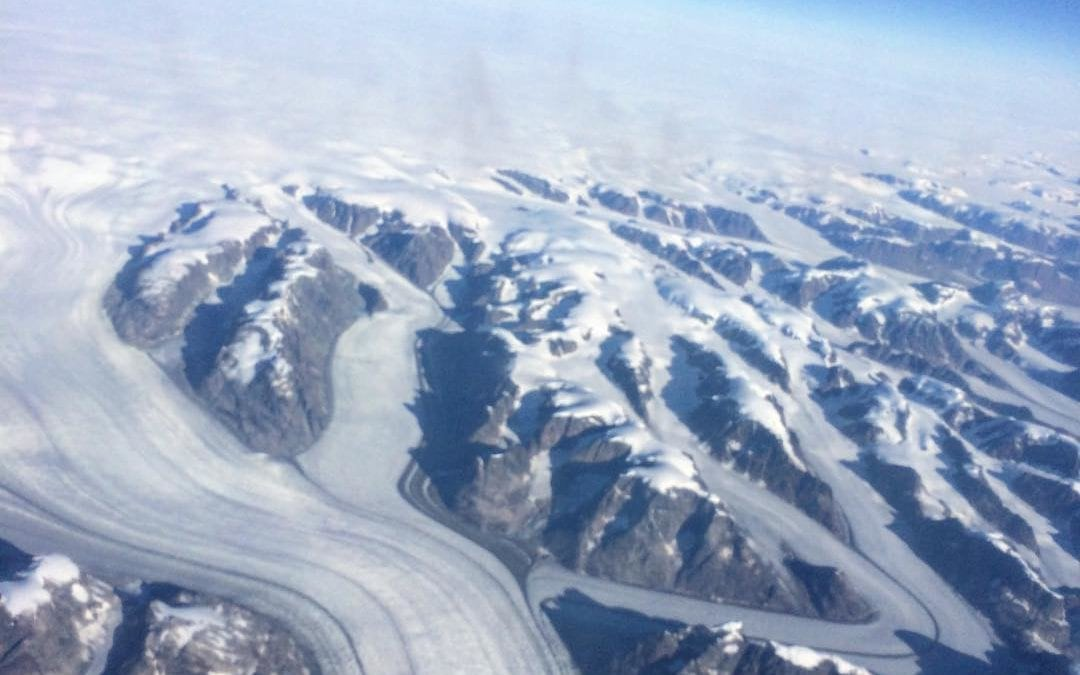 Greenland Ice Sheet /Glacier
