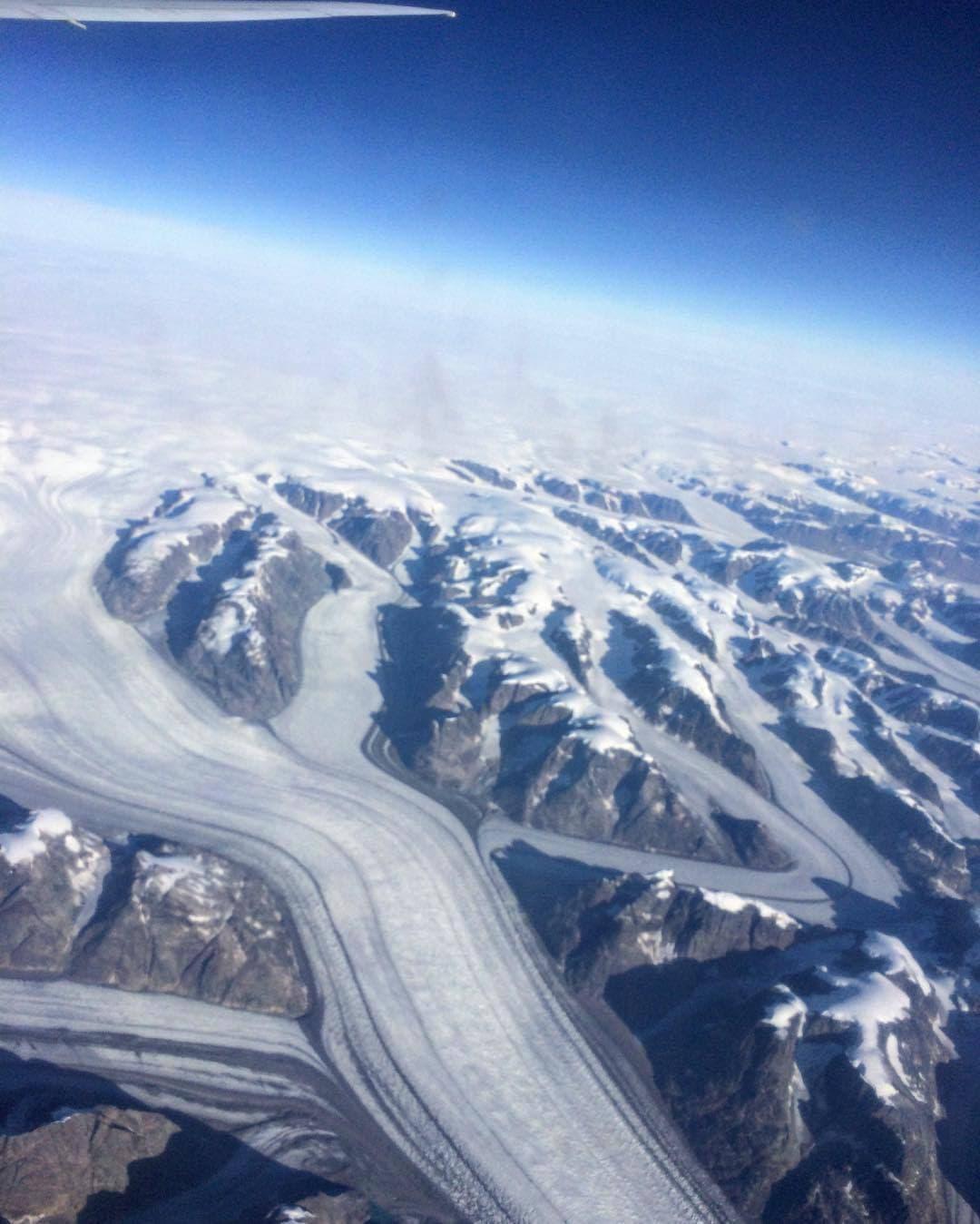 Greenland Ice Sheet /Glacier