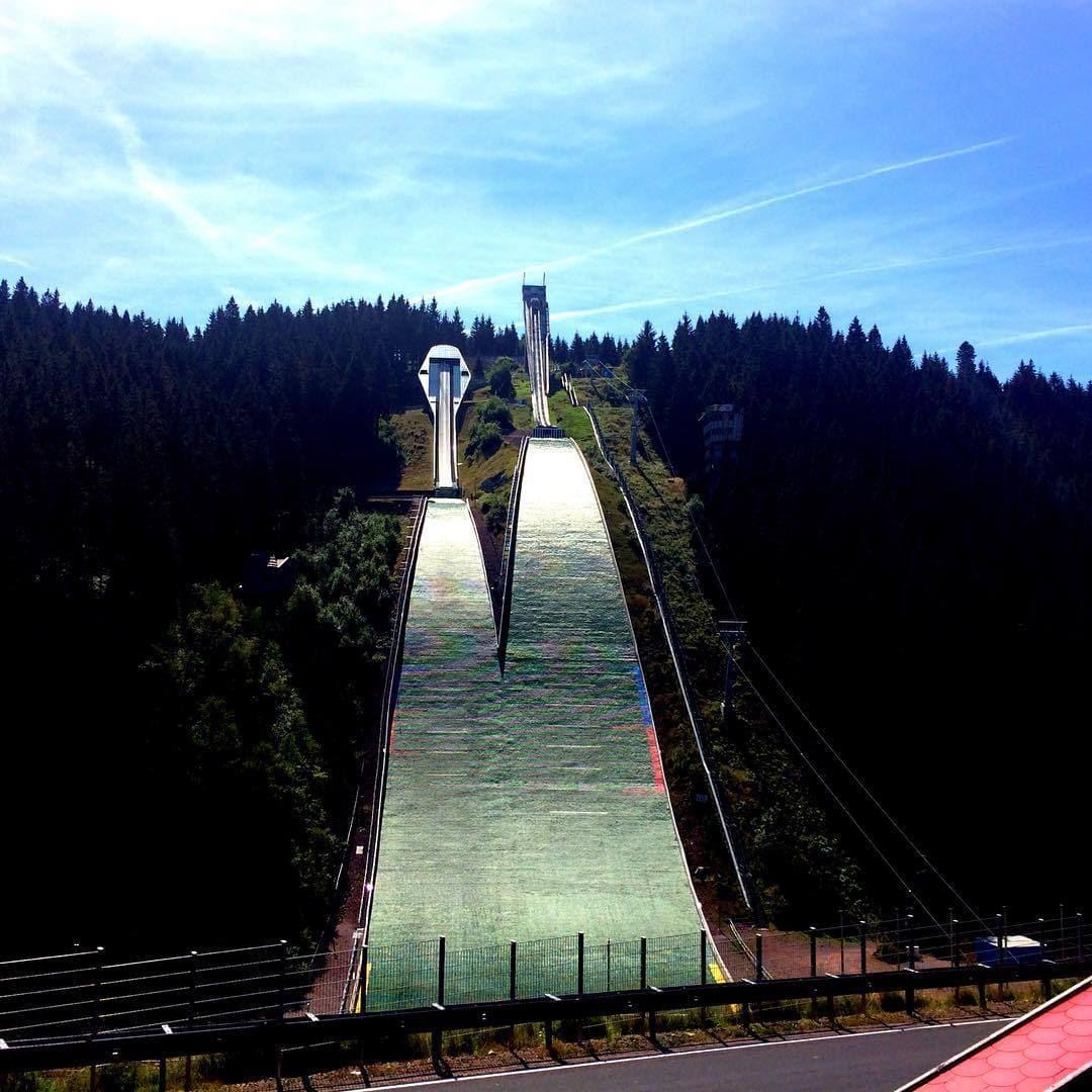 Skisprung gut… oder so