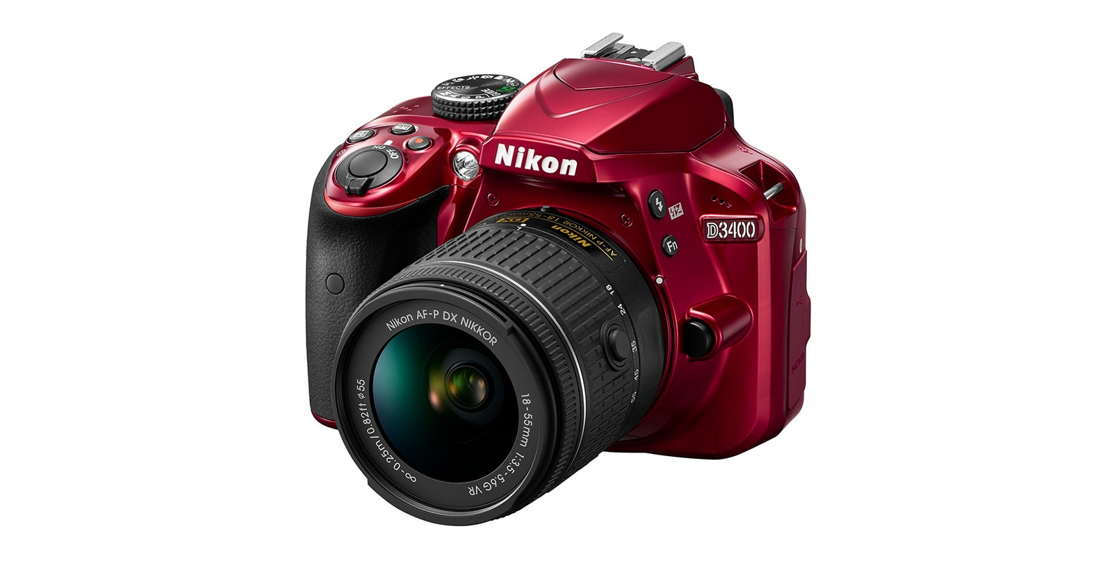 Nikons Neue - die D3400