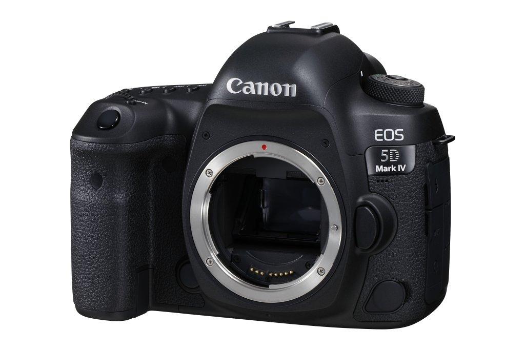 Canon EOS 5D Mark IV Body - Foto: Canon Deutschland