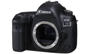Canon stellt EOS 5D Mark IV vor
