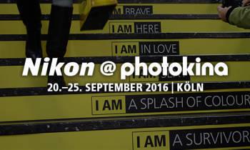 Nikon auf der Photokina 2016