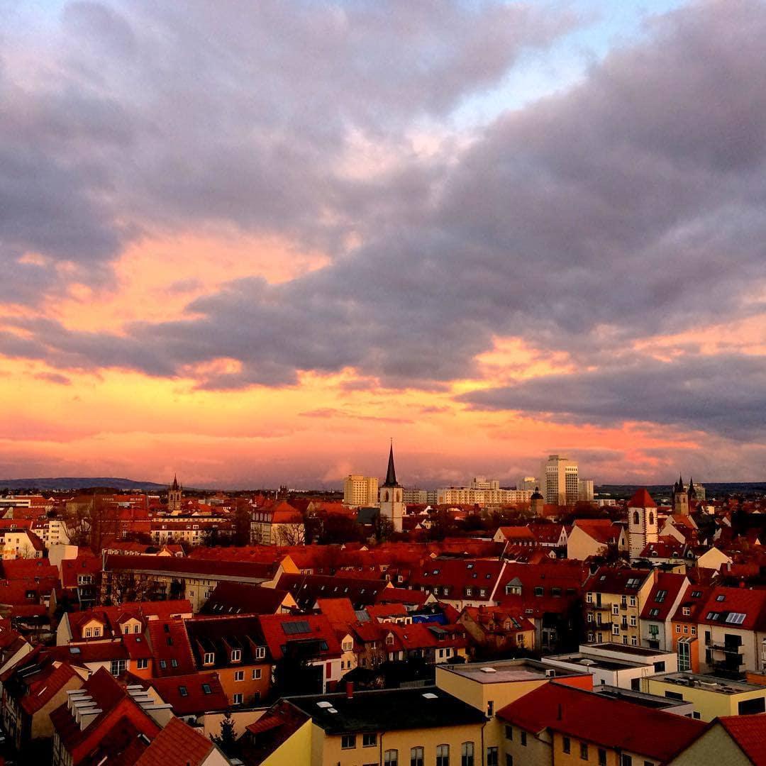 Schönen Abend Erfurt