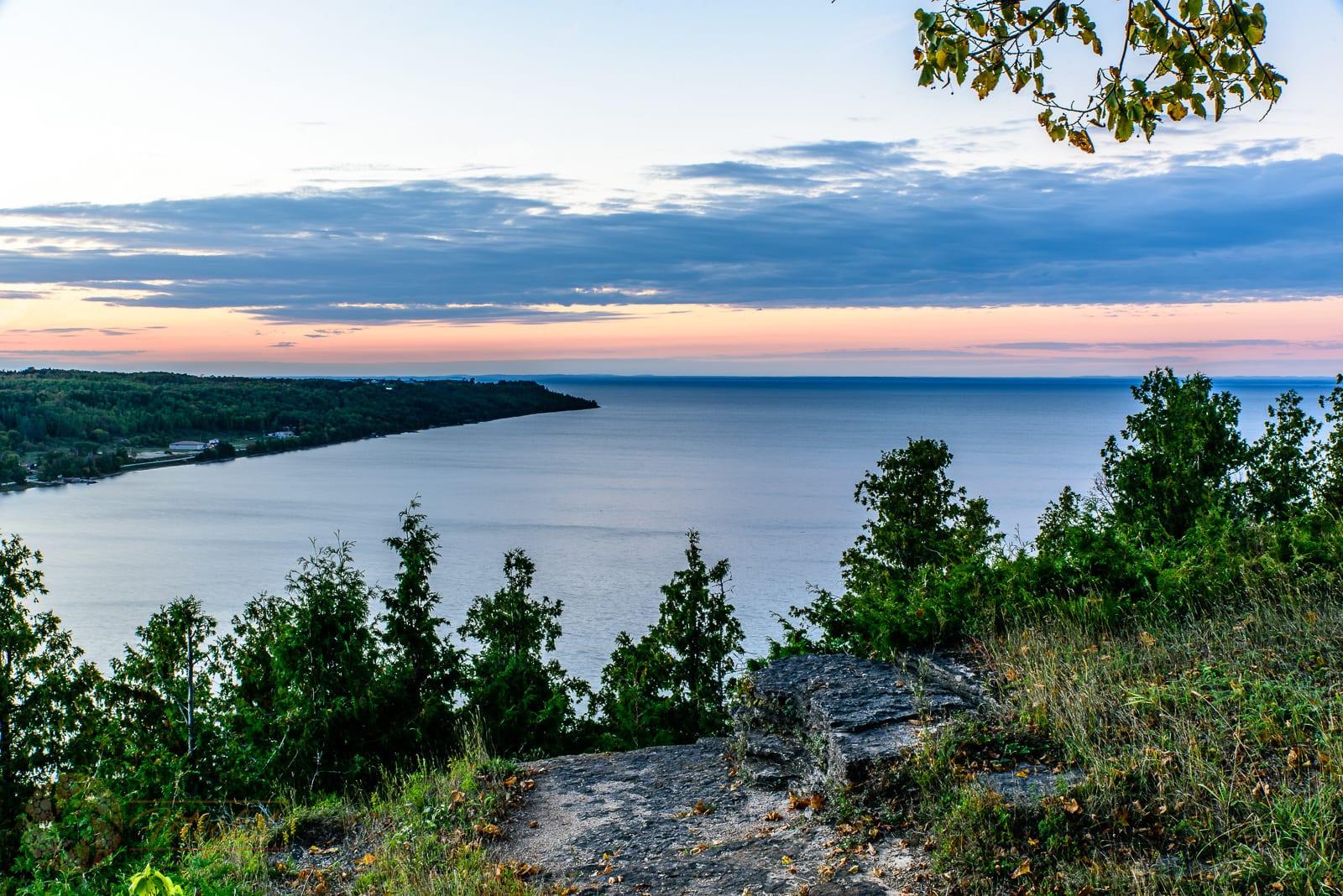 Manitoulin Island (Kanada) - Bucht von Gore Bay - Foto: Michael Stollmann