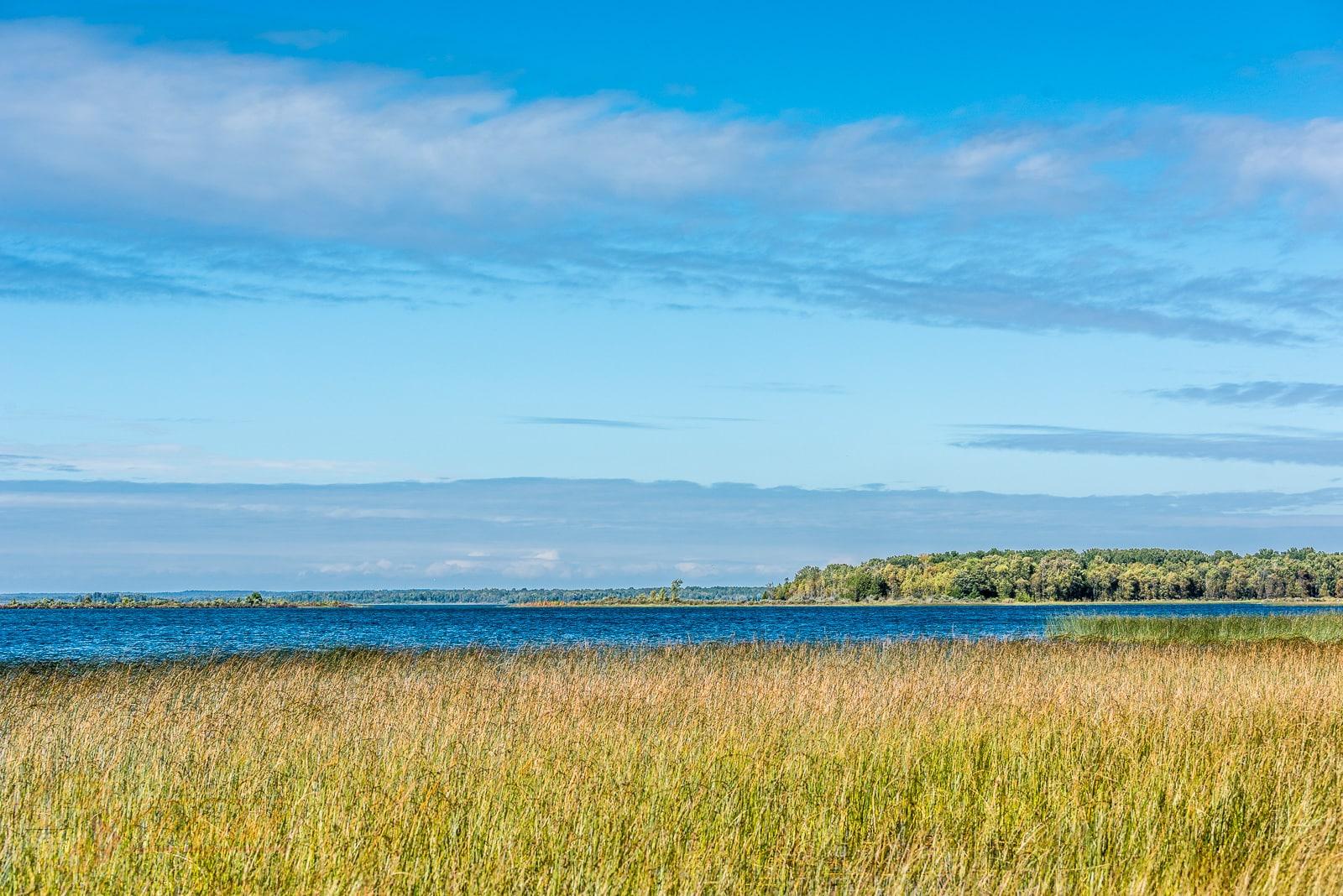 Die Welt ist rund - Manitoulin Island (Kanada) - Foto: Michael Stollmann