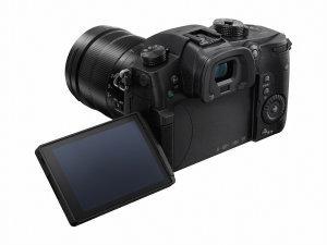 Panasonic - LUMIX - GH5 - hinten seitlich
