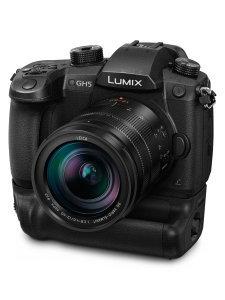 Panasonic LUMIX - GH5 - seitlich2 | Foto: Panasonic