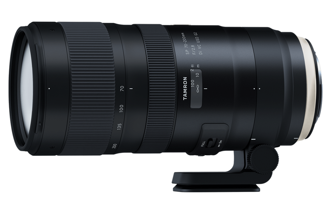 SP 70-200mm F/2.8 Di VC USD G2 (A025) - Foto: Tamron