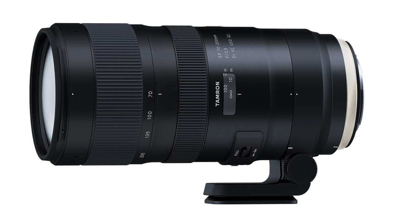 Tamron kündigt neues SP 70-200mm an.