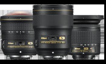 3 neue Nikon Objektive für vielfältige Möglichkeiten