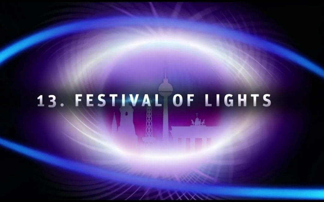Nikon beim Festival of Lights 2017