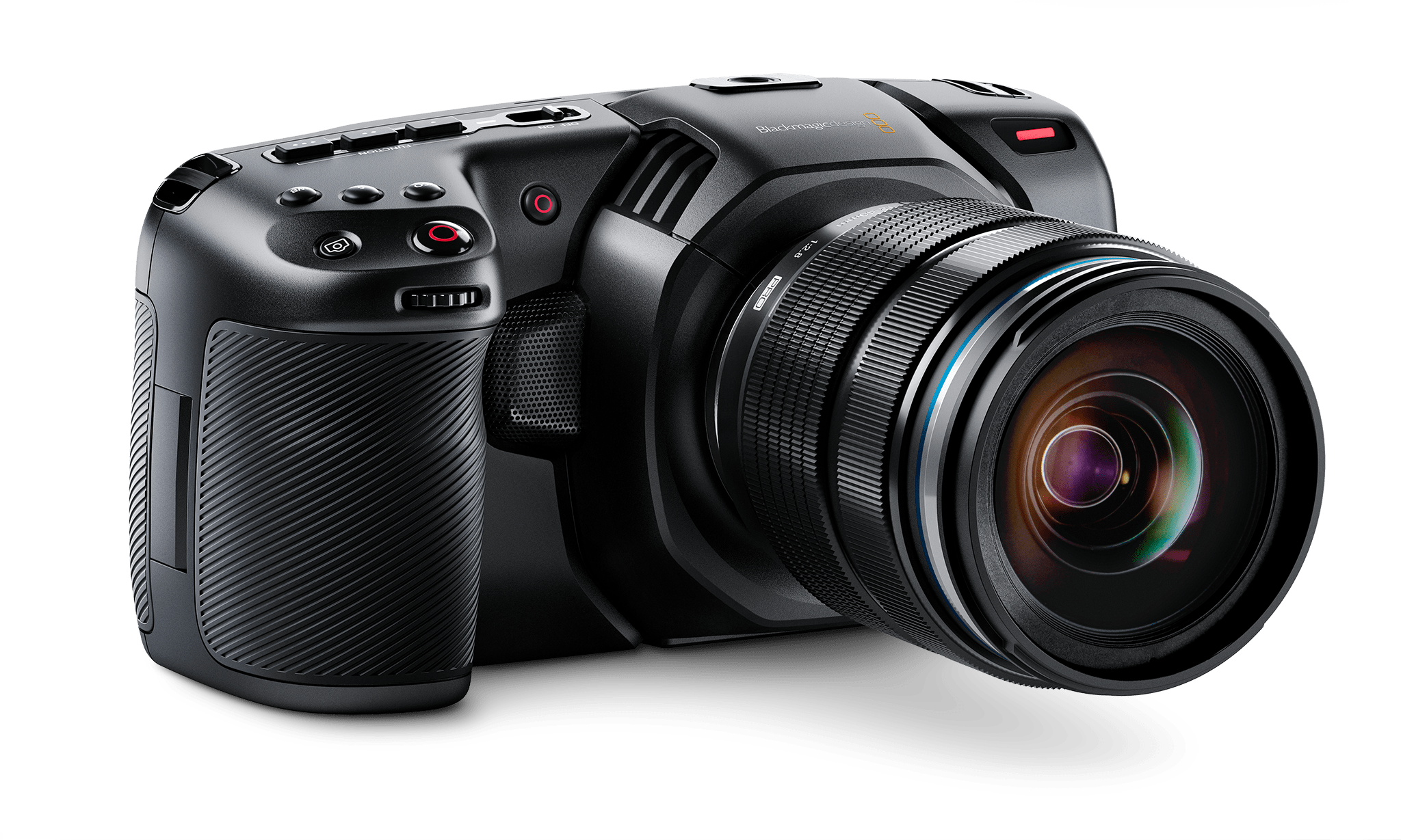 Bald verfügbar: Blackmagic Pocket Cinema Camera 4K