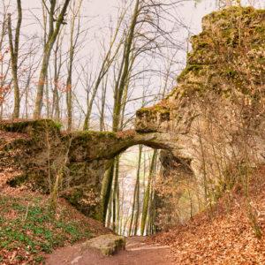 Das Felsentor bei Unteremmendorf