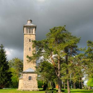 Carolinturm - Foto von unserer