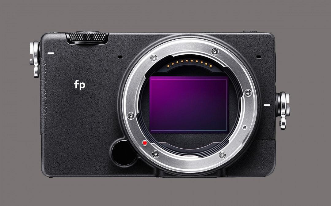 SIGMA fp Kamera