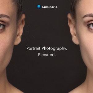 KI-gestützte Portrait- und Hautverbesserungswerkzeuge für Luminar 4