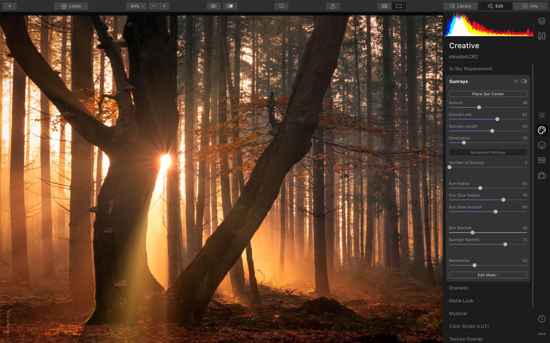 Luminar 4 - Screenshot 12