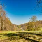 Schloß Tenneberg über dem Tal - © FotoGlut - Michael Stollmann