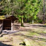Wetterhütte am Komstkochteich - © FotoGlut - Michael Stollmann