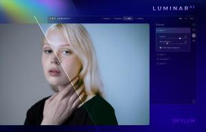 Luminar AI - Deep Eyes Jessica