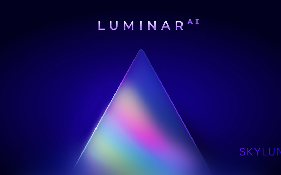 LuminarAI – AI-Fotobearbeitung. Fantastisch. Schneller.