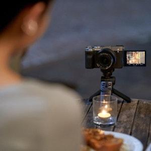Die neue Sony Alpha 7C: Kompromisslose Vollformatleistung in kompaktem Format
