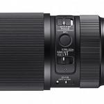 SIGMA 105mm F2.8 DG DN MACRO ART - Schalter