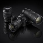 Nikon Z7II - mit 2 Optiken