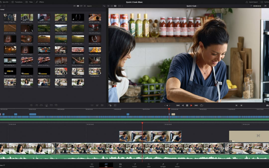 Blackmagic Design stellt Davinci Resolve 17 vor