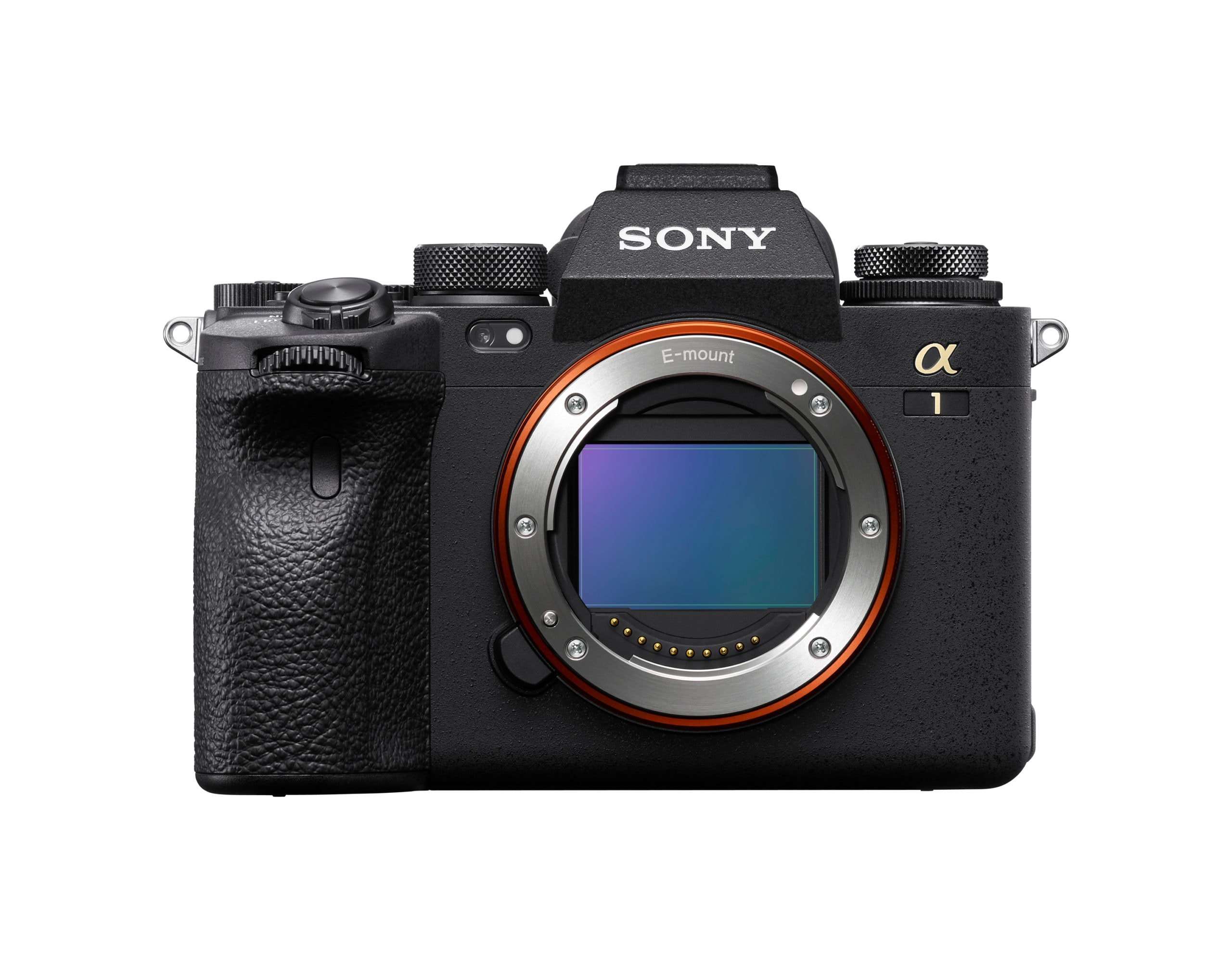 Sony Alpha 1 - Frontansicht