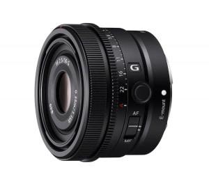Sony FE 50 Millimeter F2.5 G