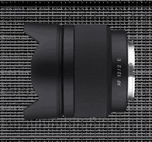 Samyang AF 12mm F2,0 E_ Side