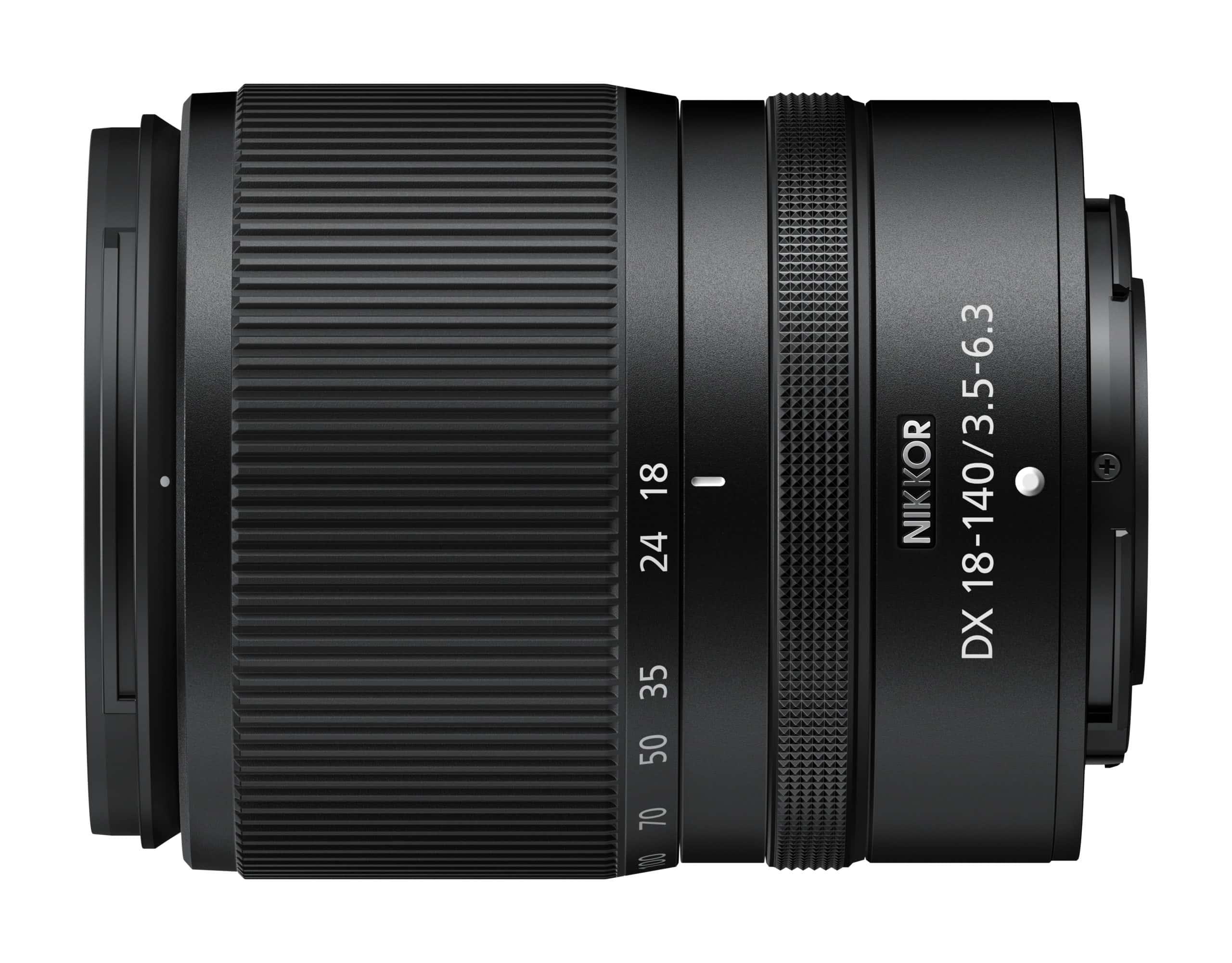 Nikon   Z DX 18-140 - 3.5-6.3