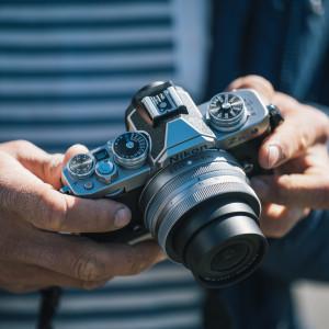 Die spiegellose Kamera Nikon Z fc