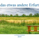 Cover des Kalenders das etwas andere Erfurt