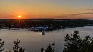 """Gore Bay - Manitoulin Island - Ontario - Titelbild - Ein Motiv aus dem Kalender """"Manitoulin Island"""" von Michael Stollmann - fotoglut.de"""