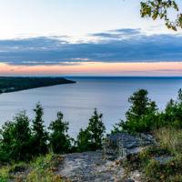 """Bucht von Gore Bay - Ein Motiv aus dem Kalender """"Manitoulin Island"""" von Michael Stollmann - fotoglut.de"""