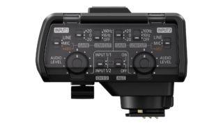 Panasonic LUMIX XLR1 Mikrofonadapter | Foto: Panasonic