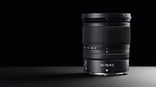 NIKKOR Z 24 - 70 f/4 S | Quelle: Nikon