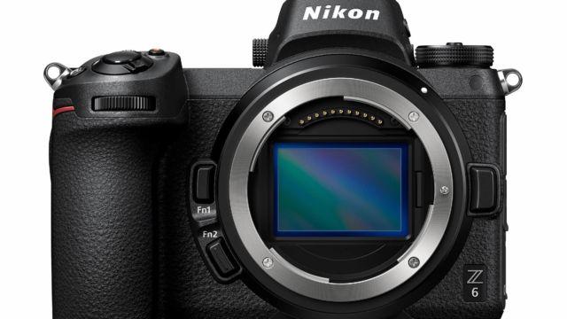 NIKON Z6 Front | Quelle: Nikon