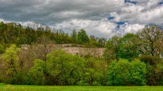 Felsenburg bei Buchfart - © FotoGlut - Michael Stollmann