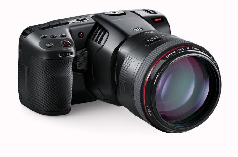 Blackmagic Pocket Cinema Camera 6K - mit Objektiv