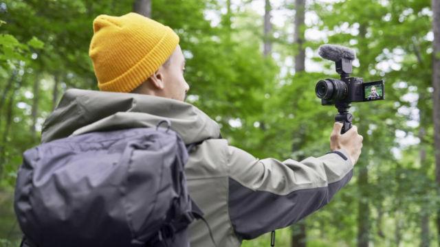A7C VLOG Outdoor | Sony Deutschland