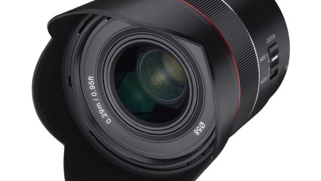 Samyang 35mm F1,8 FE für Sony E