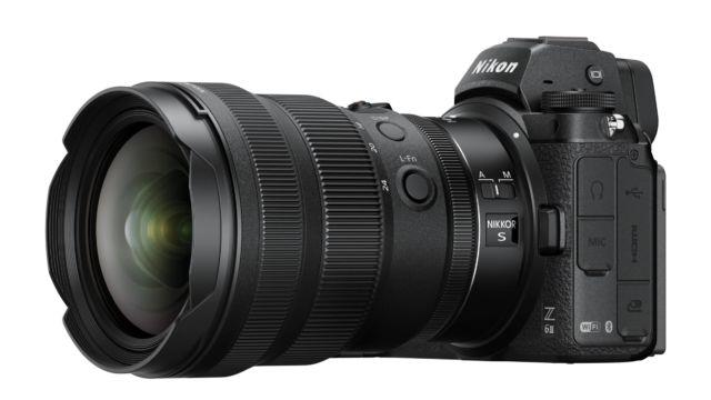 Nikon Z6II - mit Z 14-24 f/2.8