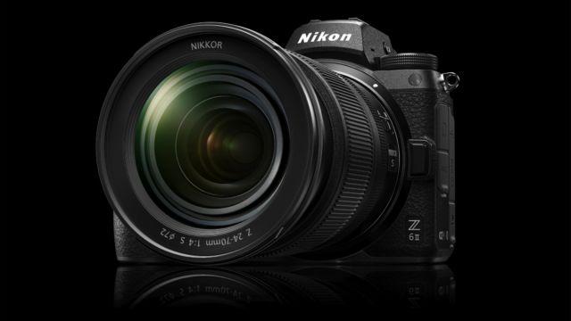 Nikon Z6II - mit Mikkor Z 24-70