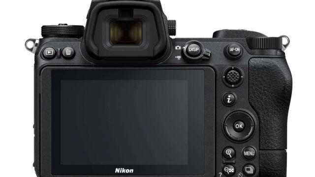 Nikon Z6II - Rückseite
