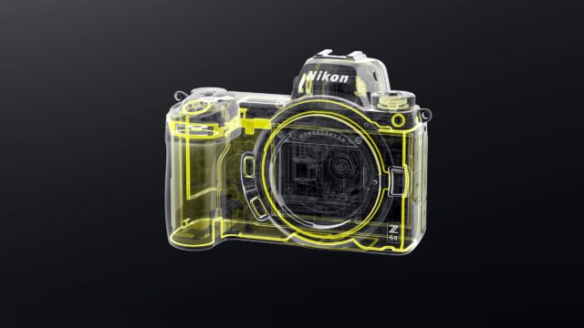 Nikon Z6II - die Abdichtung Front